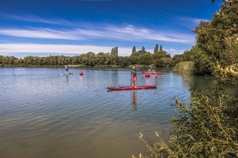 Caversham Lakes near PREMIER SUITES Reading