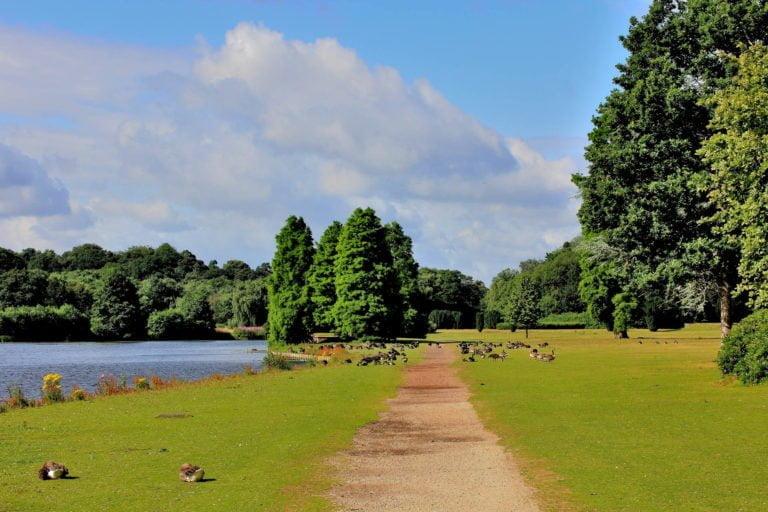 Clumber Park Nottinghamshire England UK