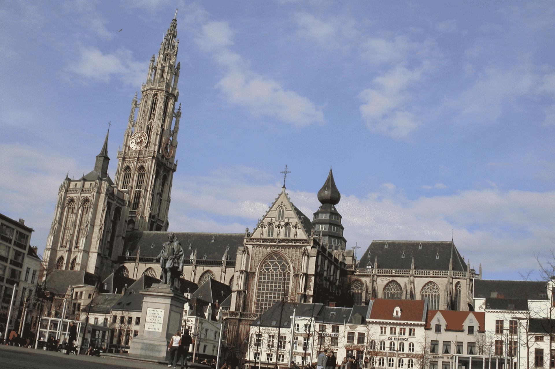 Antwerp Kathedraal
