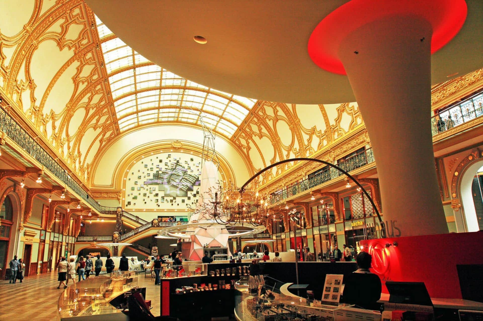 the shopping stadsfeestzaal antwerpen