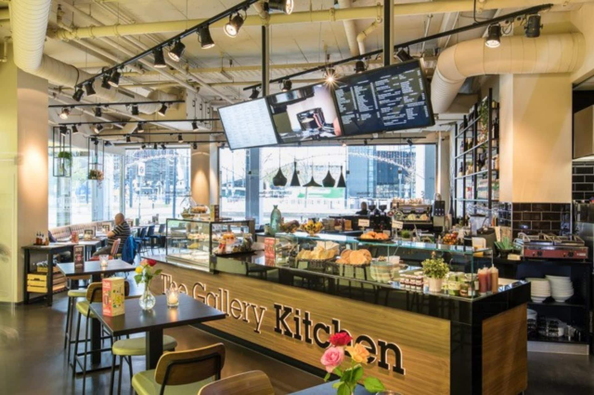 De Galerij Keuken