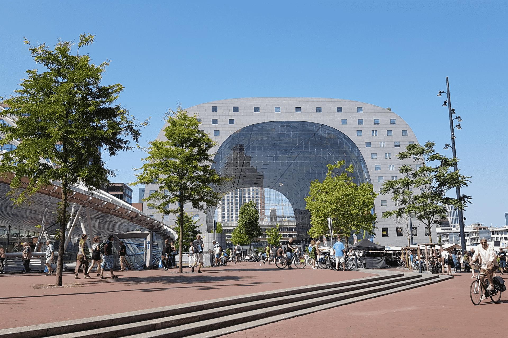 Rotterdam De Markthal