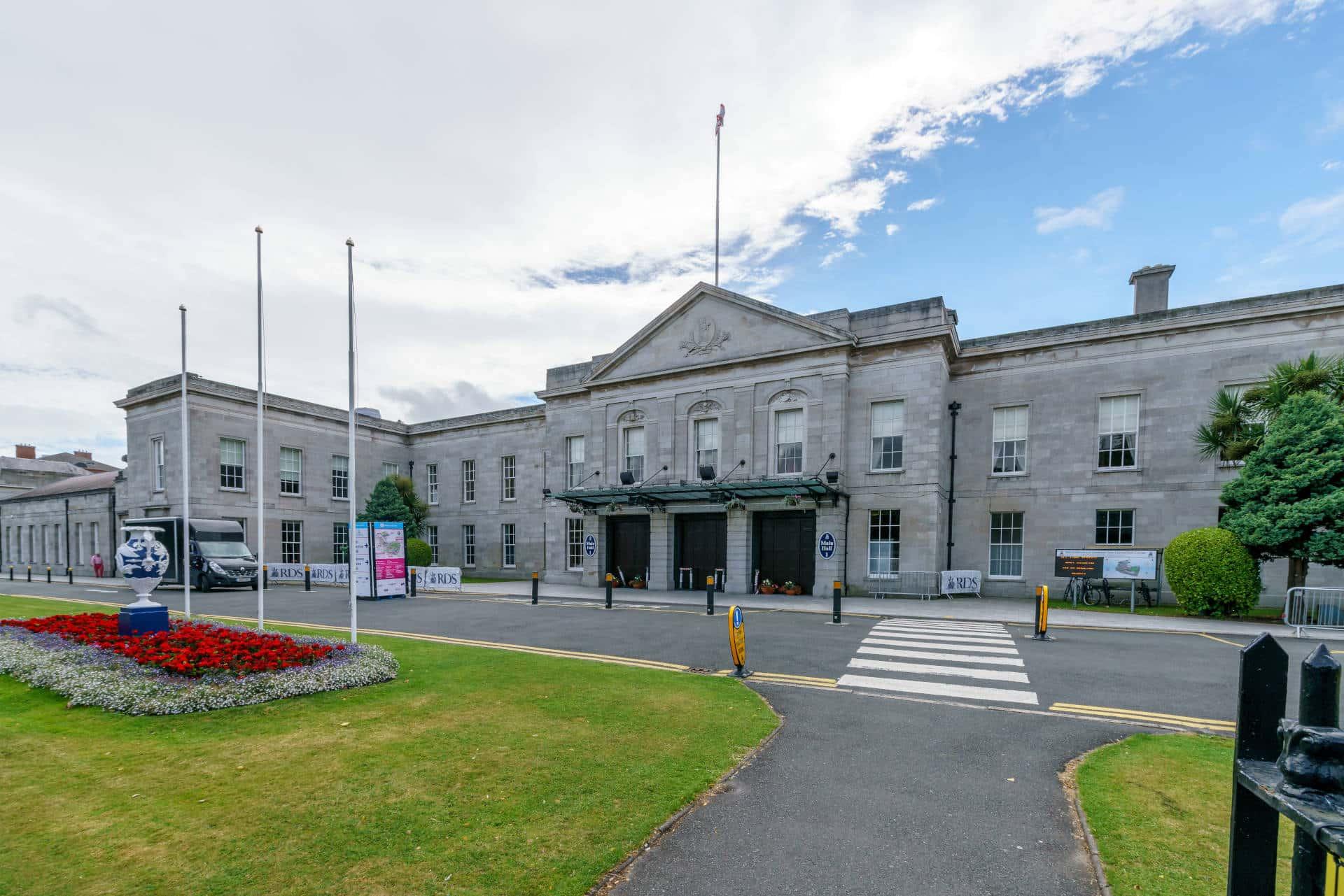 RDS near serviced apartments Dublin