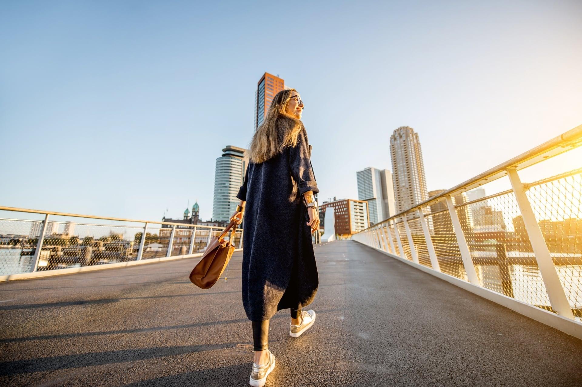 Explore the city of Rotterdam