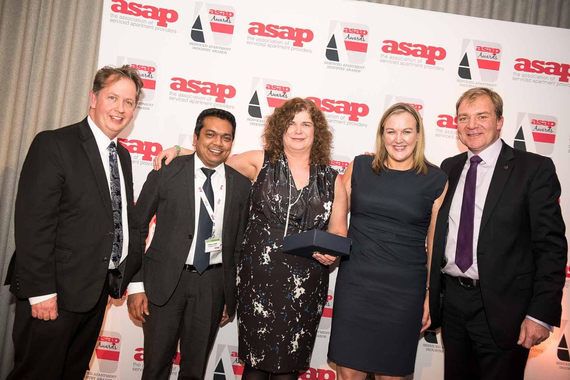 Lauréats du prix ASAP