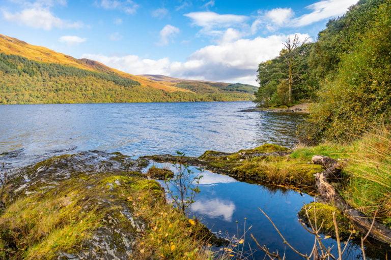 Loch Lomand, Trossachs National Park, Scotland