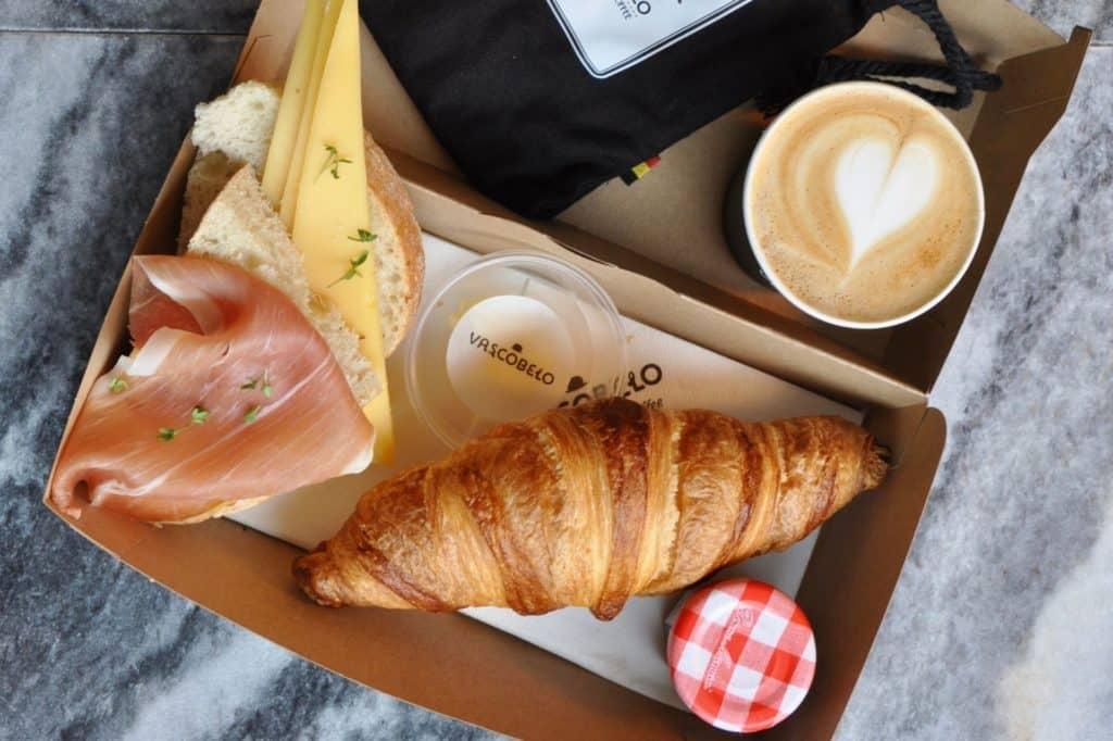 Vascobello classic breakfast box