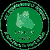 Le CSC : un lieu sûr pour travailler et visiter