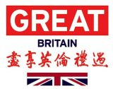 Great Britain Chinese Welcome