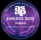 Investition in Menschen Award-WINNER