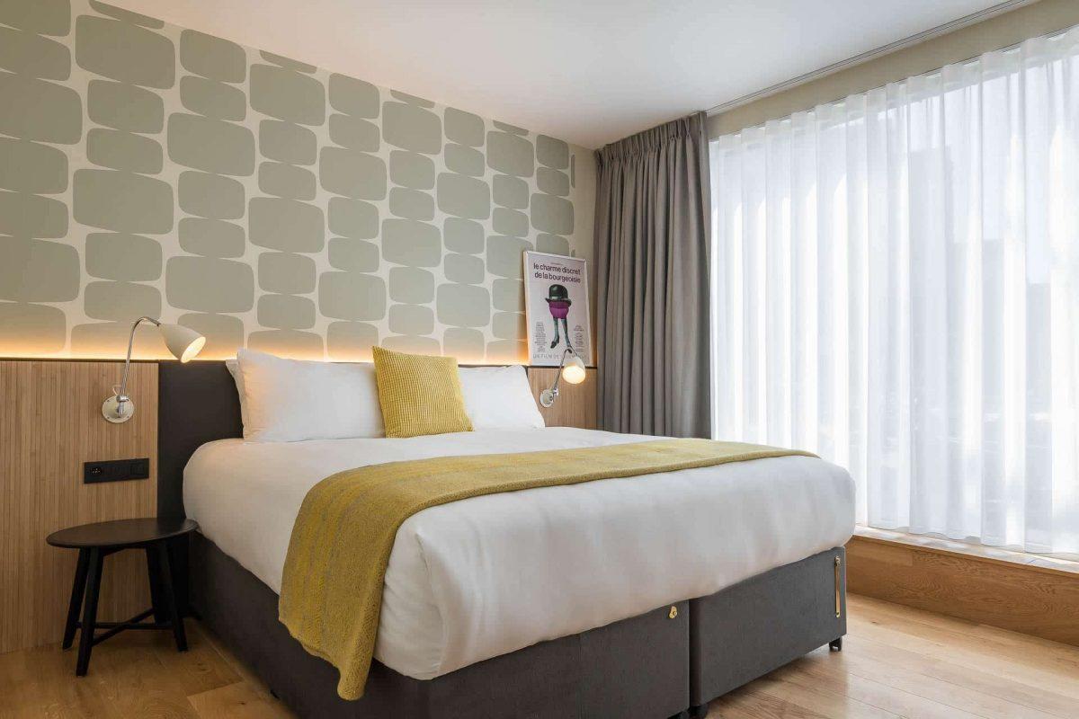 Luxe suite kamer bij PREMIER SUITES PLUS Antwerpen