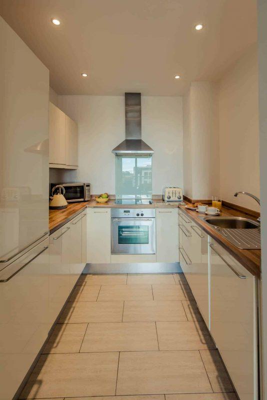 PREMIER SUITES Dublin Sandyford(kitchen)
