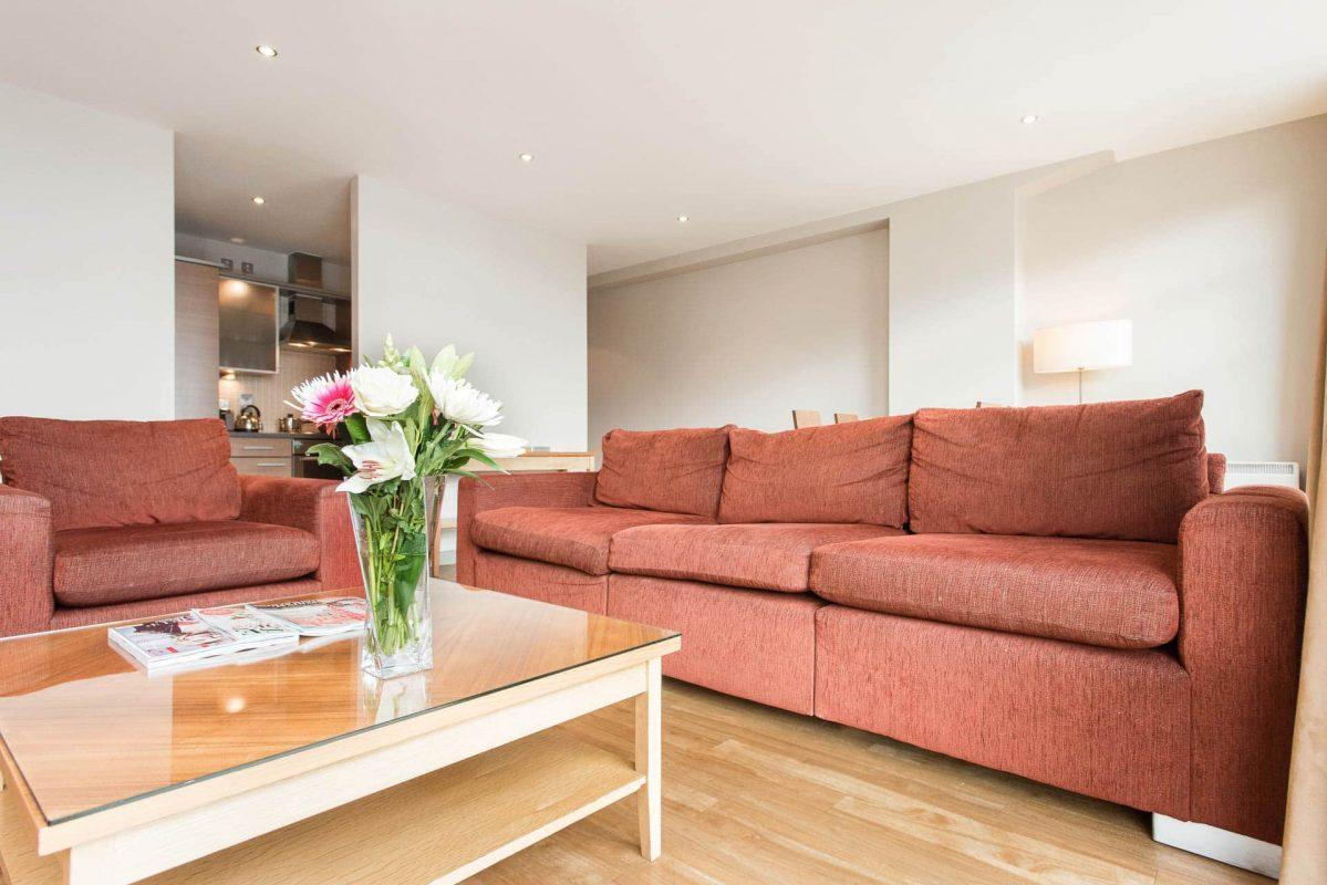 PREMIER SUITES Nottingham Appartement penthouse à 2 lits
