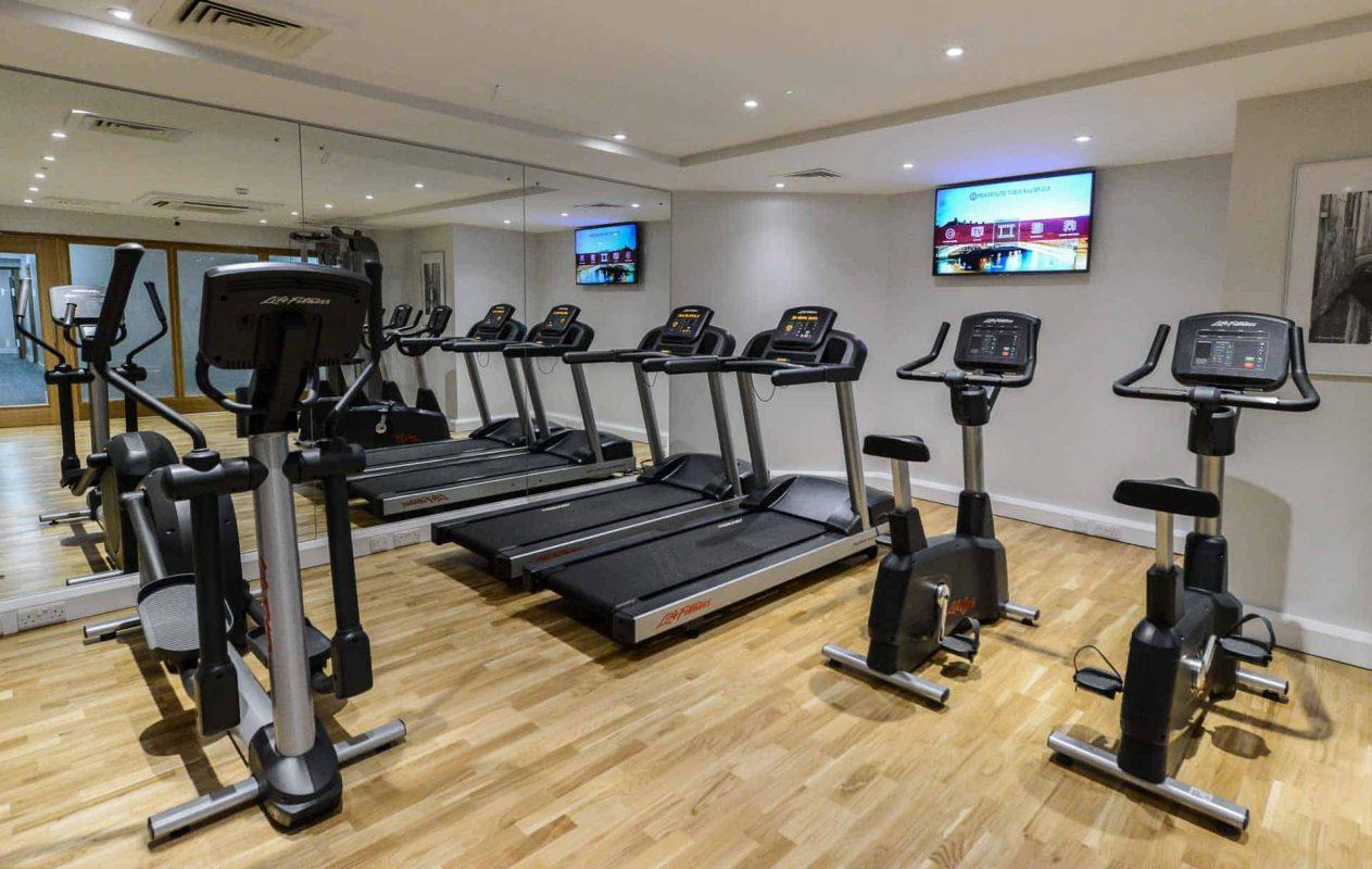 PREMIER SUITES PLUS Dublin Ballsbridge gym