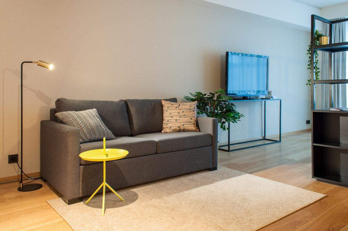 PREMIER SUITES PLUS Antwerp Executive Studio Sofa